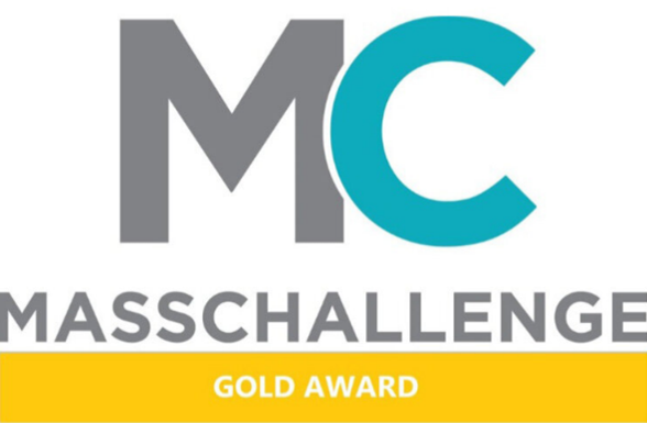 Mass Challenge Gold Award Badge